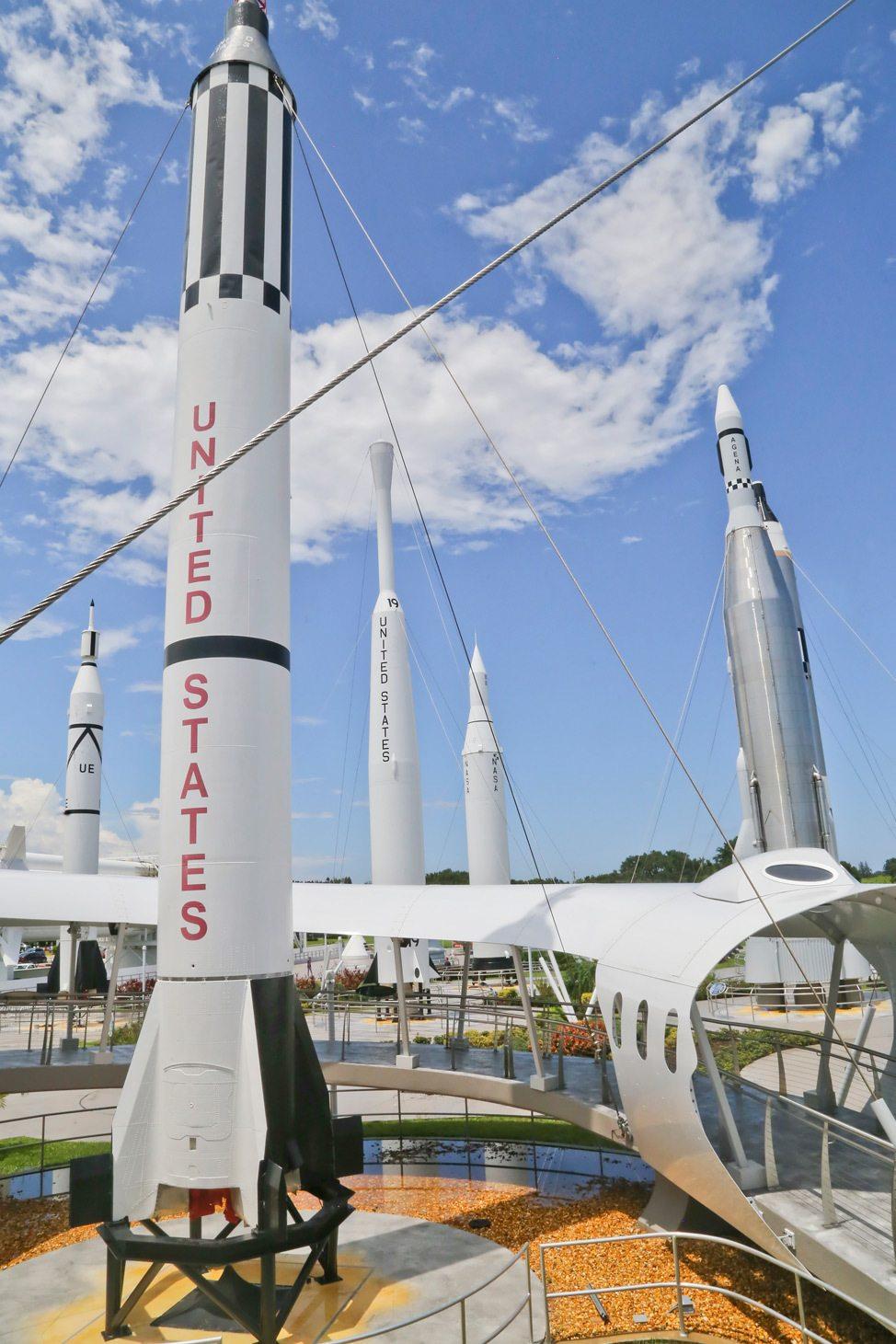 Kennedy Space Center, Space Coast, Florida