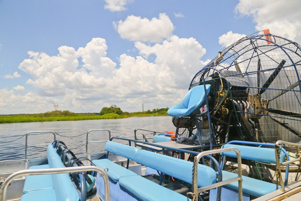 Twister Airboat Rides, Cocoa, Florida