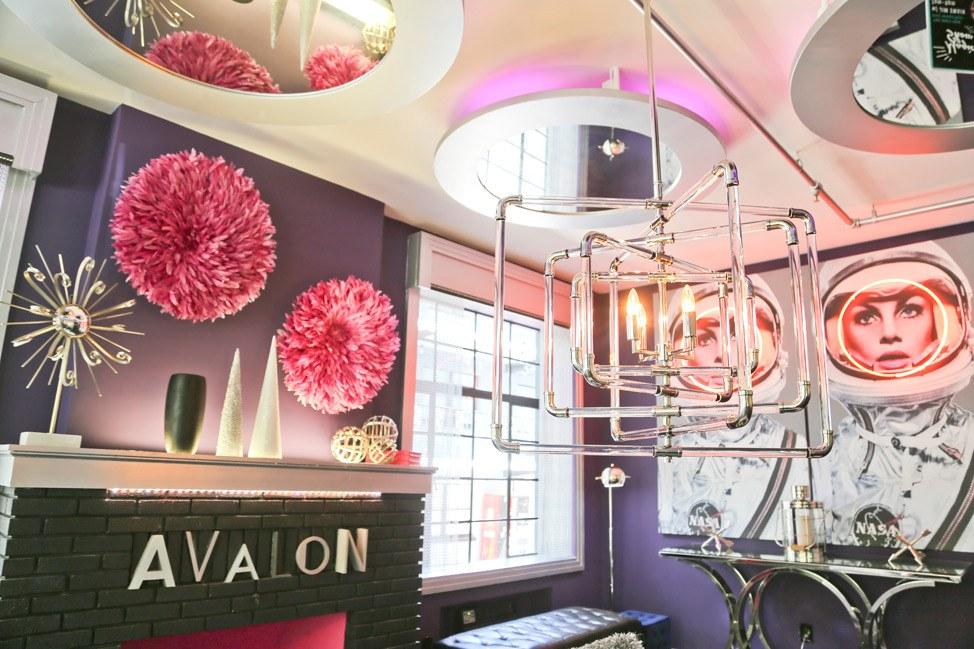 The Avalon Hotel St. Pete Lobby