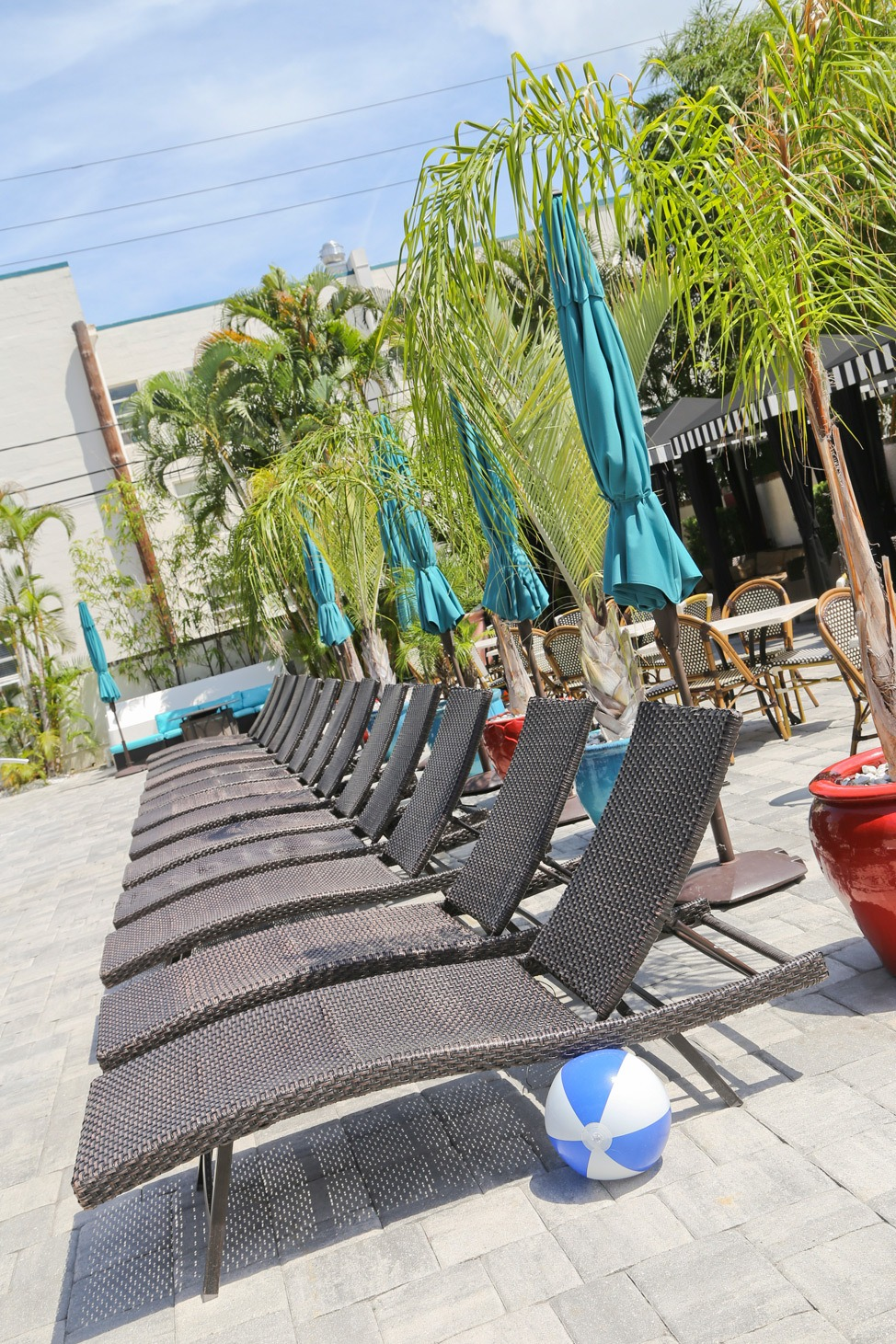 The Avalon Hotel St. Pete Pool