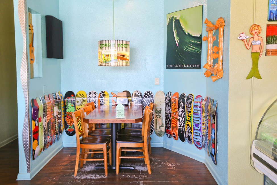 Green Room Cafe Cocoa Beach