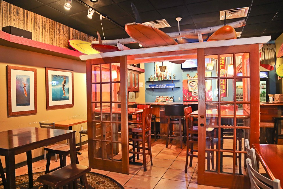 Surfinista Cafe Cocoa Beach