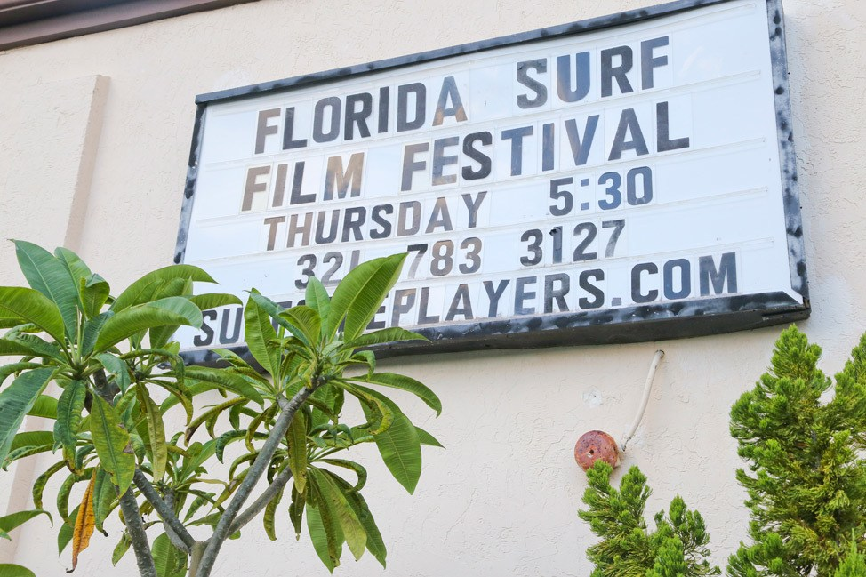 Florida Surf Film Festival at Surf Side Playhouse