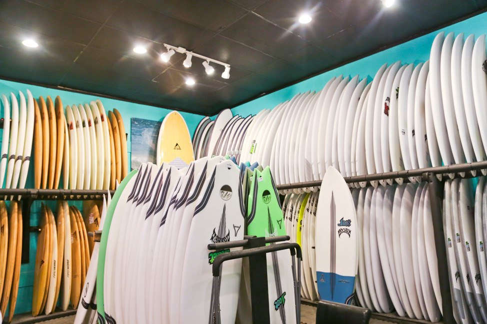 Surf Shops in Cocoa Beach