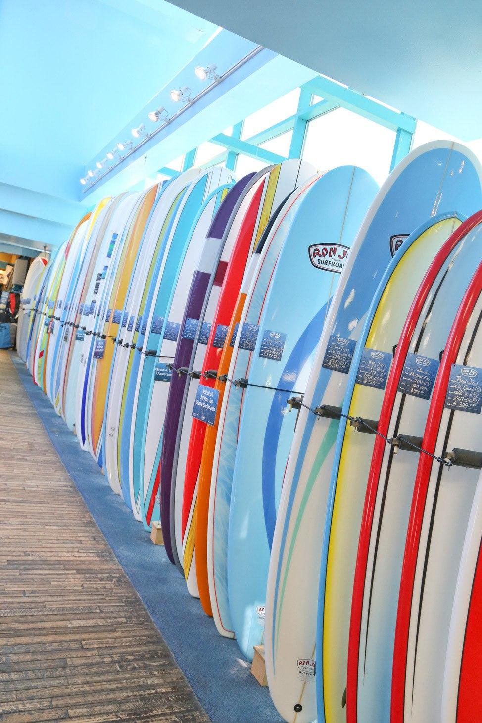 Ron Jon Surf Shop in Cocoa Beach Florida