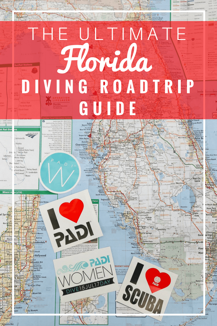 Guide to a Florida Diving Trip