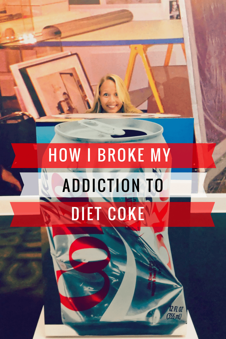 How I Kicked My Addiction to Diet Coke