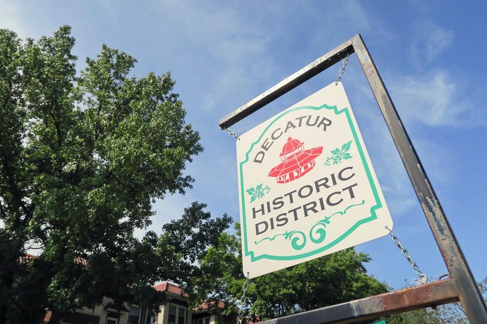Decatur, IL Historic District
