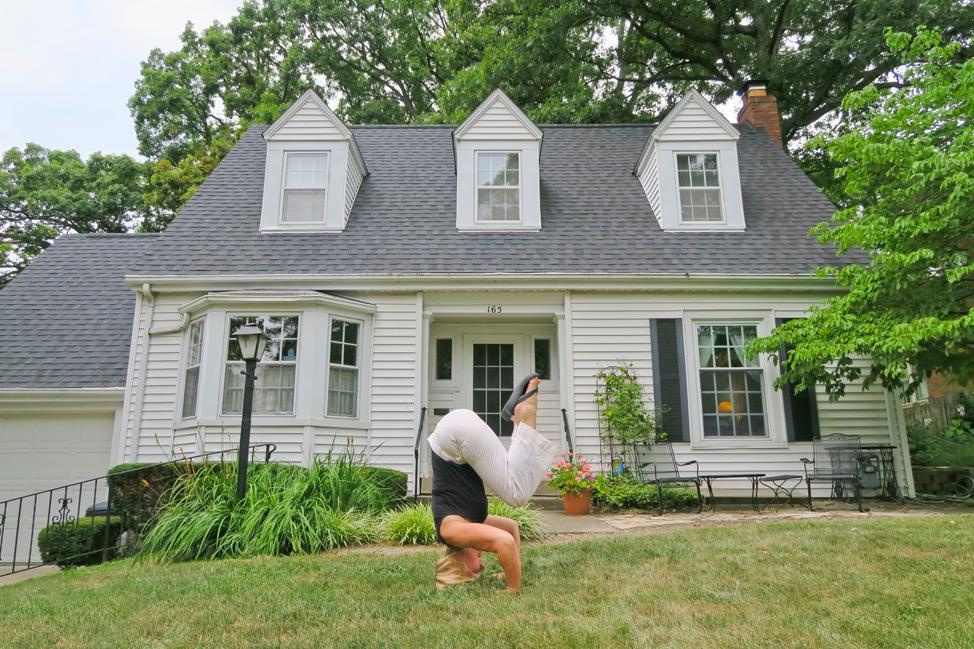 Yoga at Grandma's House in Decatur, IL