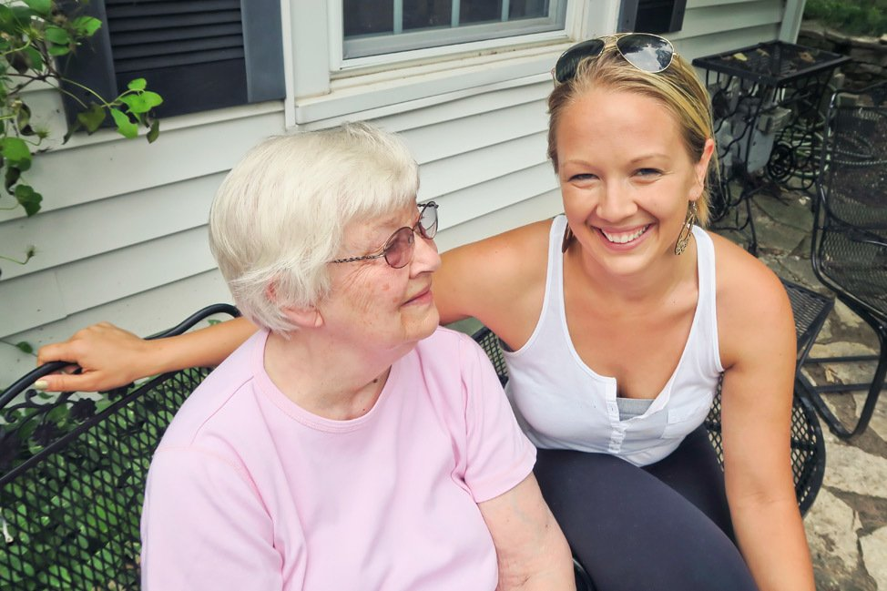 At Grandma's House in Decatur, IL