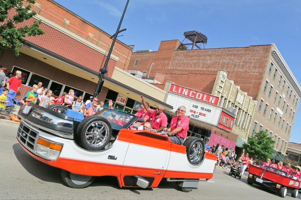 Decatur Celebration Parade, Decatur, IL