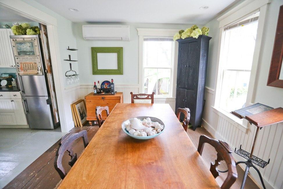 Martha's Vineyard Campmeeting Association Gingerbread Cottages Dining Room