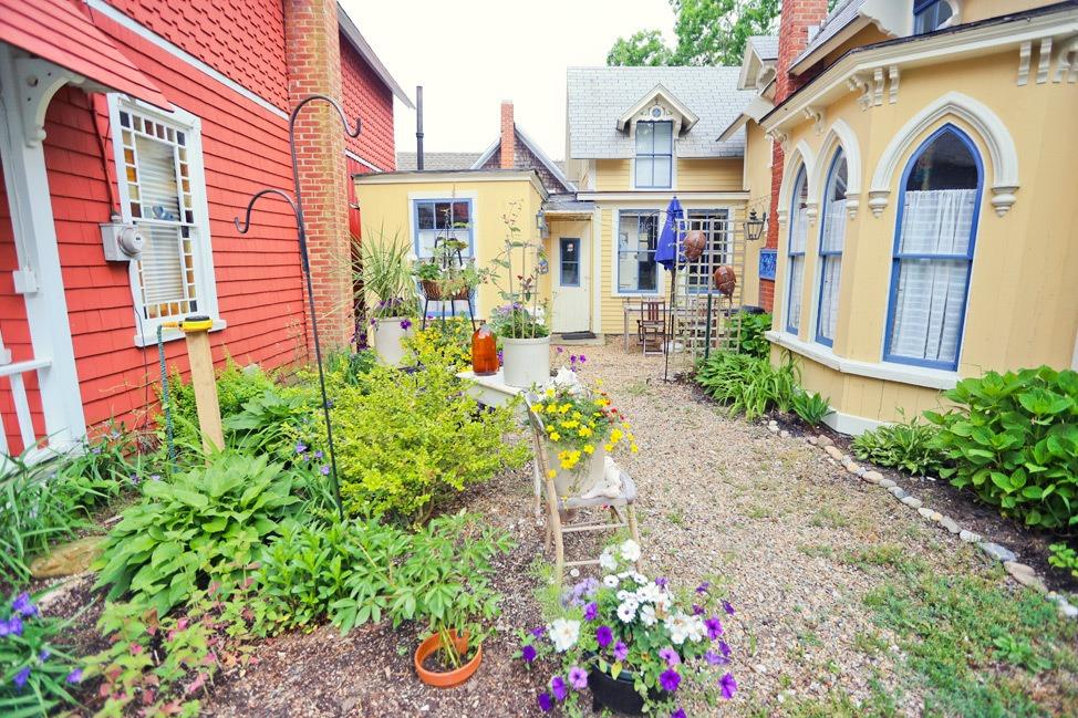 Martha's Vineyard Campmeeting Association Gingerbread Cottages