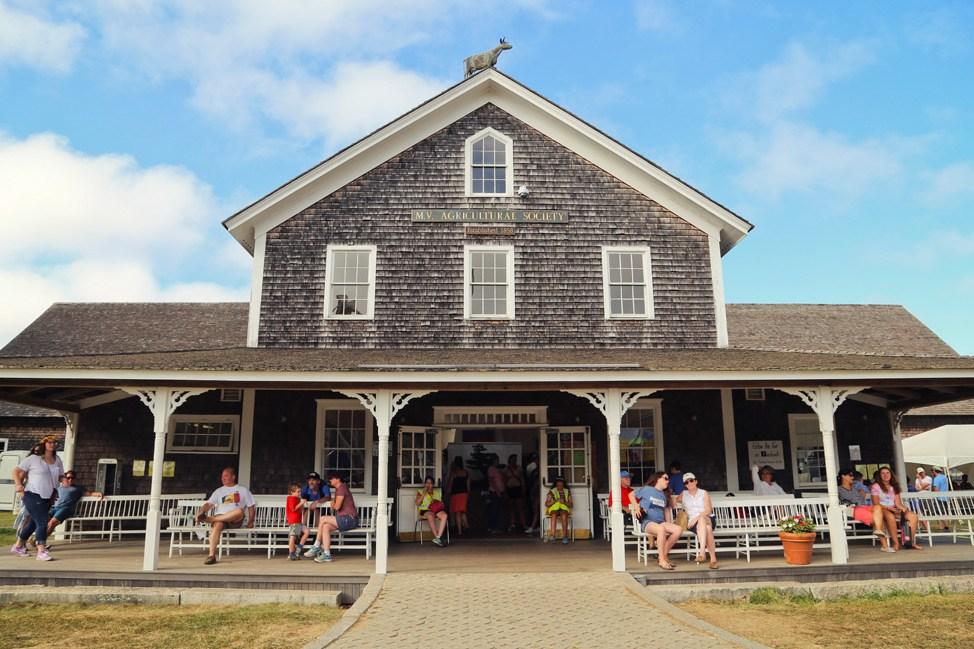 The Martha's Vineyard Agricultural Society Ag Fair