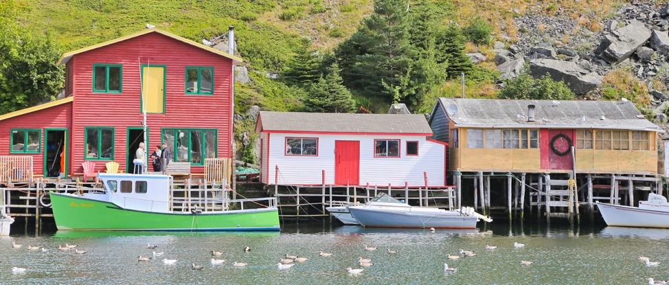 Oh, Canada! Four Days in St John's, Newfoundland thumbnail