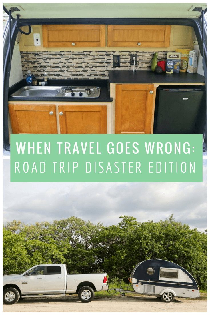 When Travel Goes Wrong: Roadtrip Disaster Edition