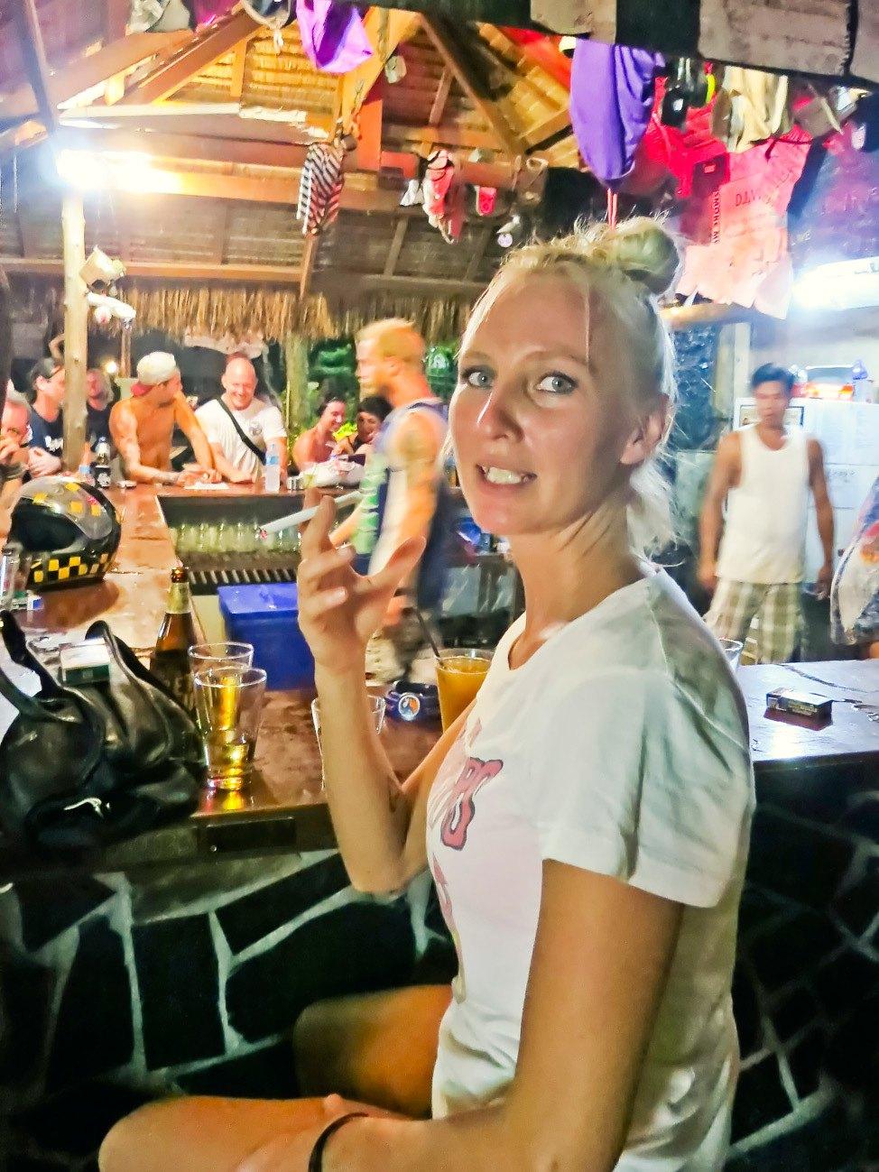 Banyan Bar Koh Tao