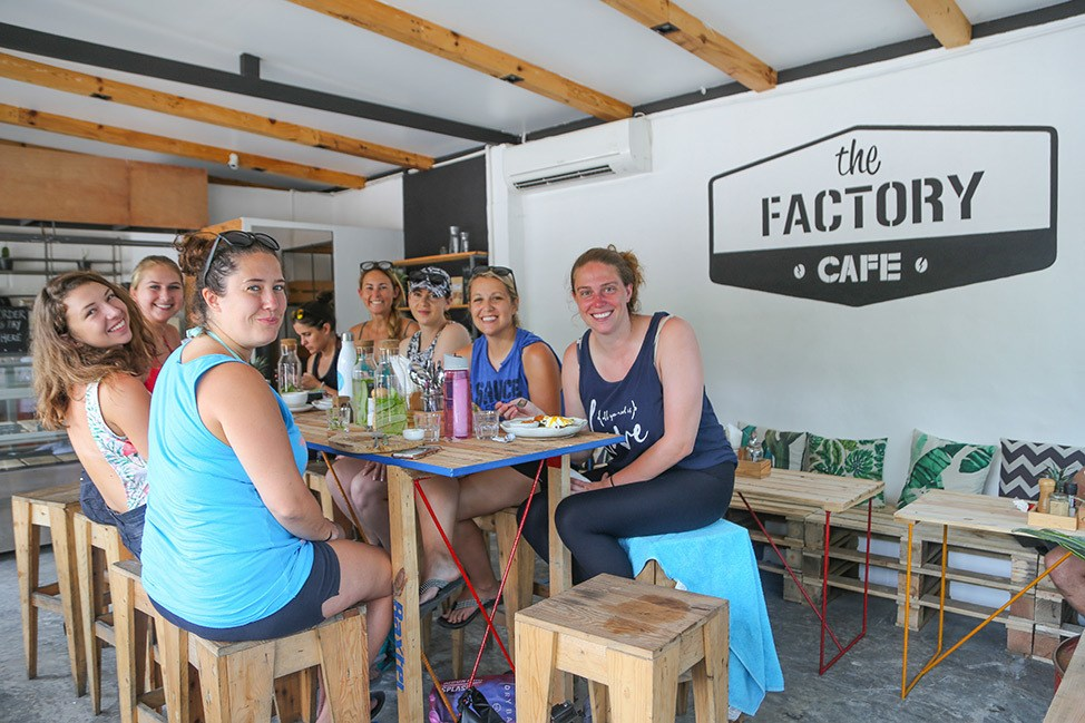 The Factory Cafe, Koh Tao, Thailand