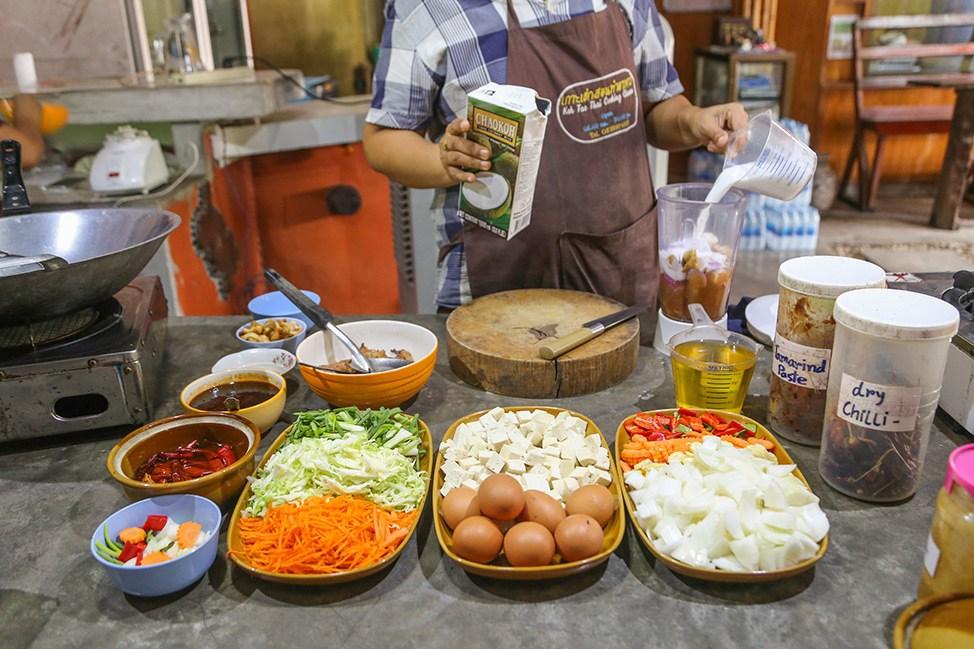 Koh Tao Cooking School, Wander Women Retreats, Thailand