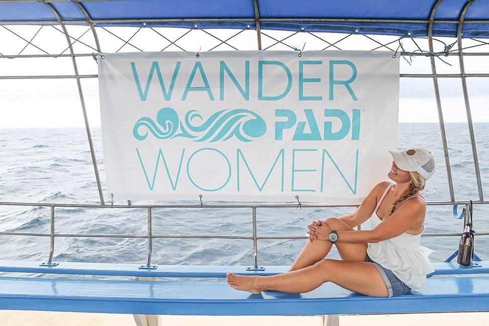 PADI Wander Women Retreats, Koh Tao, Thailand
