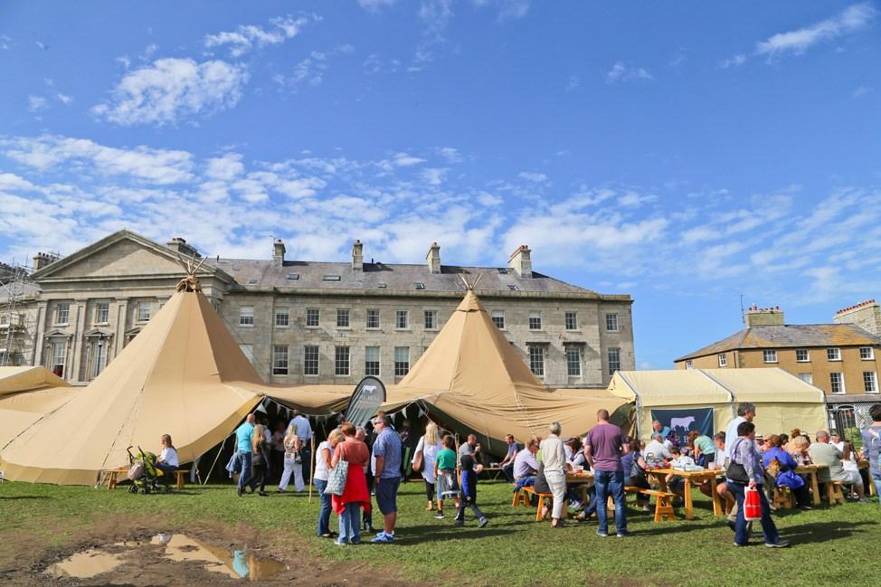 Beaumaris Food Festival Wales