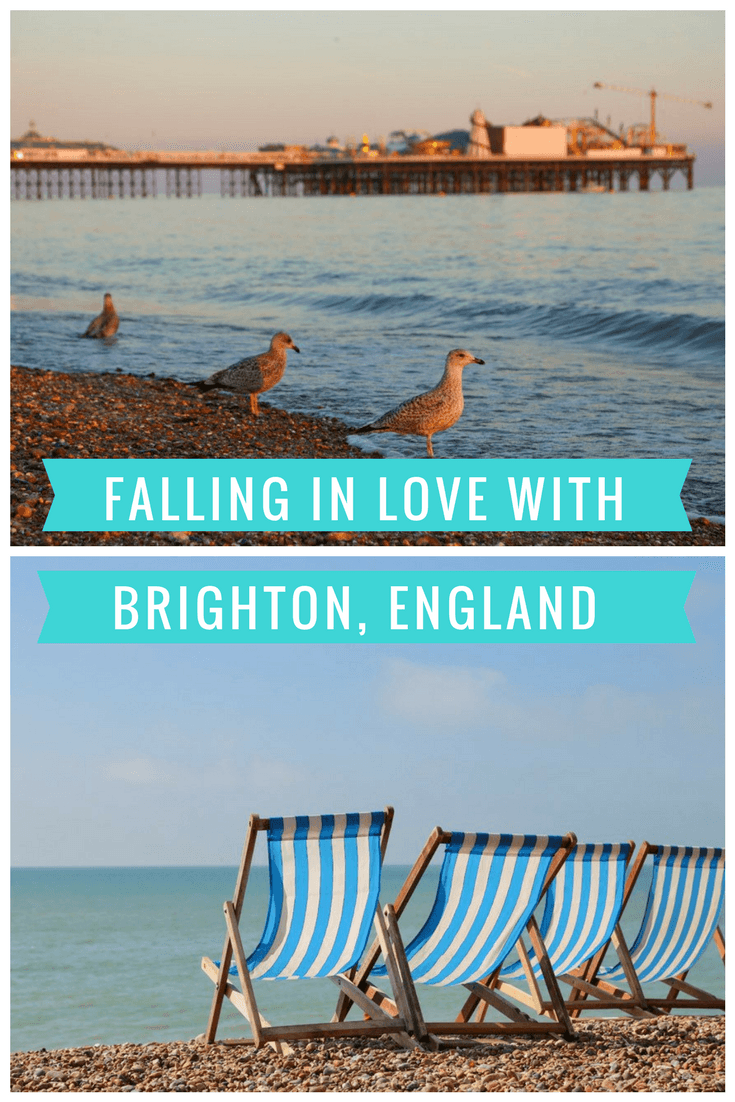 Falling in Love with Brighton