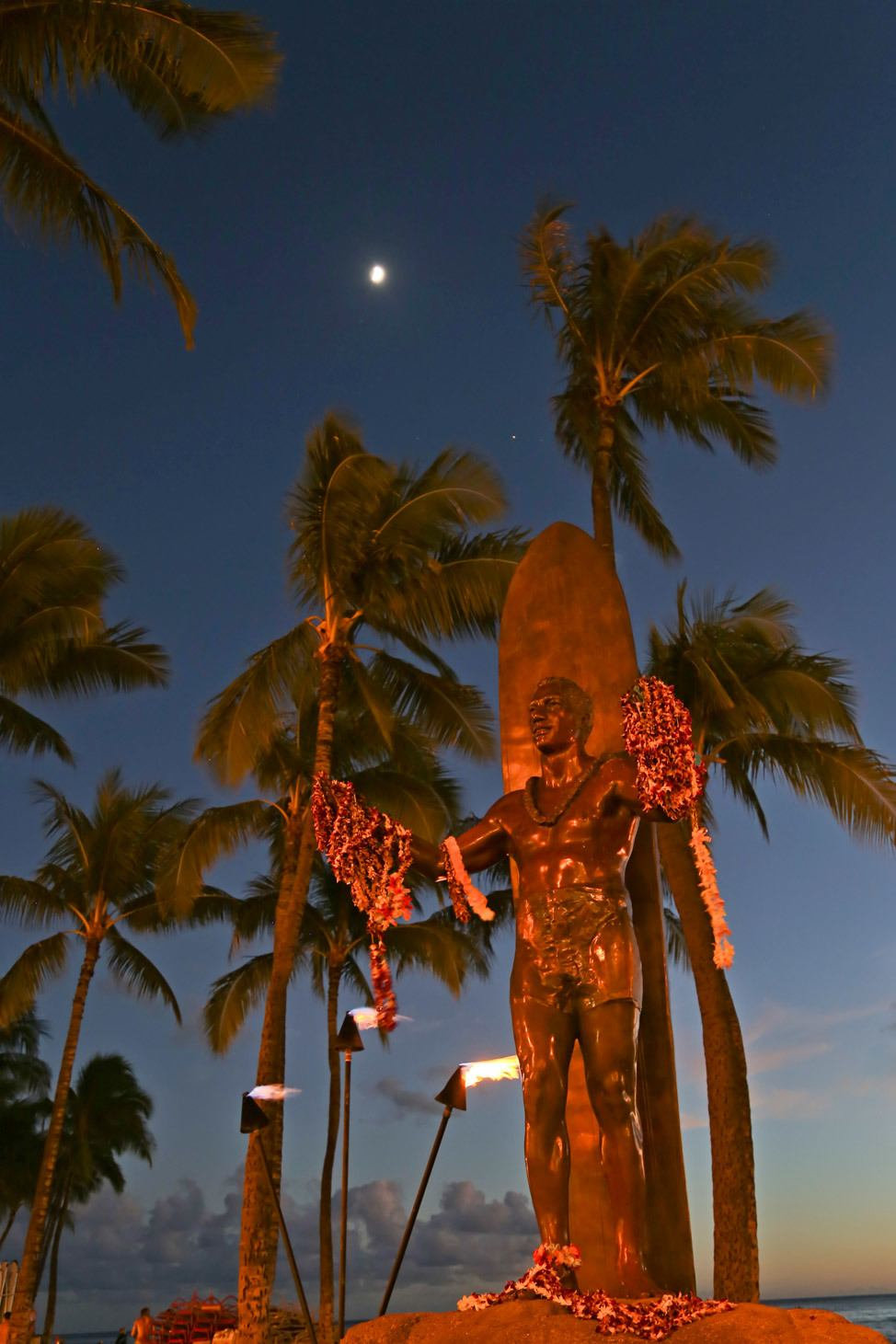 Nightlife in Hawaii