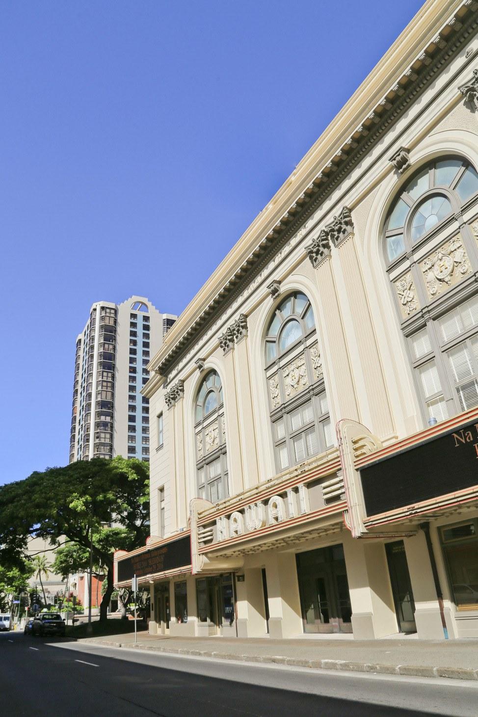 Hawaii Theater, Oahu