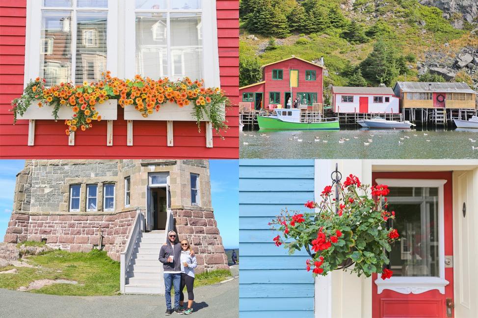 St John's Travel Blog
