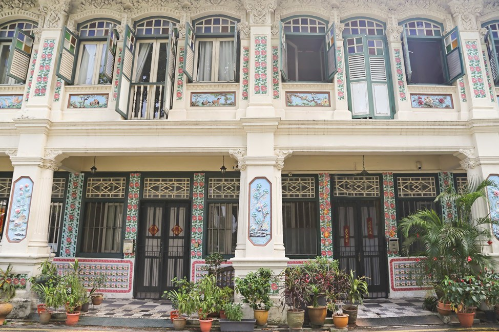 Jalan Besar Shophouse Airbnb Singapore