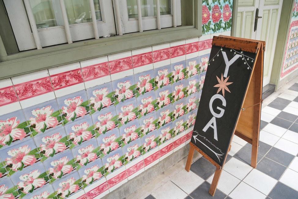 Yoga in Jalan Besar