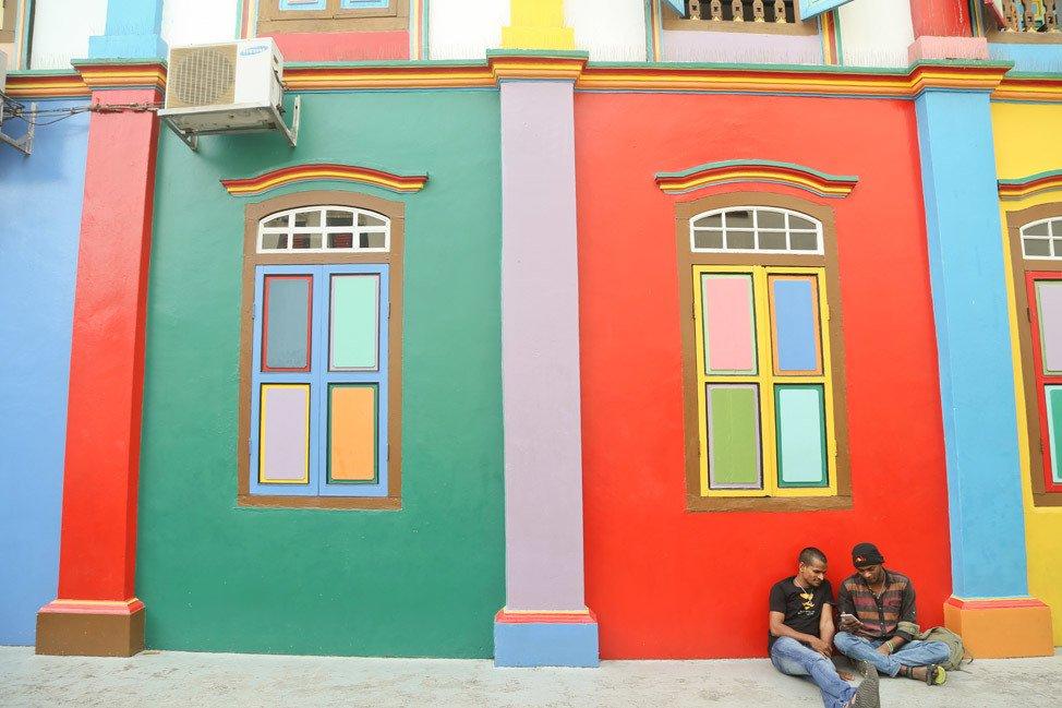 Residence of Tan Teng Niah in Singapore's Little India