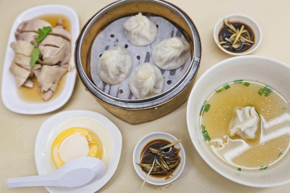 Swee Choon Dim Sum in Singapore