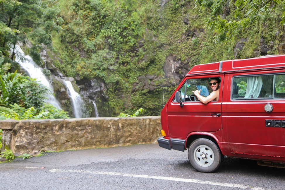 Three Night Road to Hana Itinerary