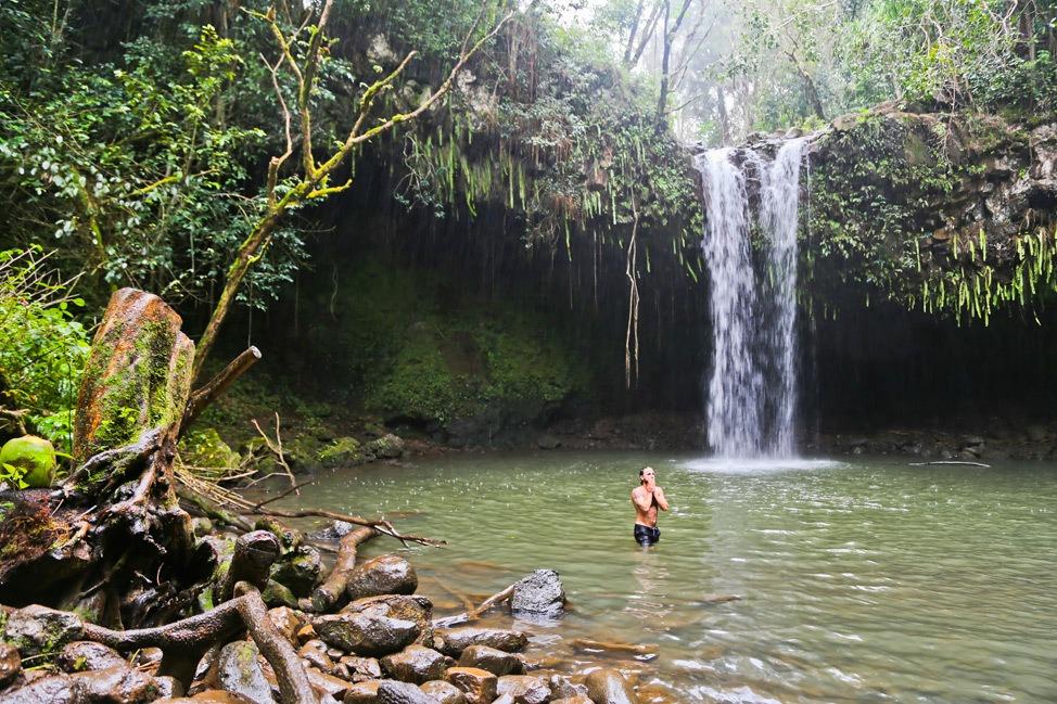 Twin Falls Hike, Maui