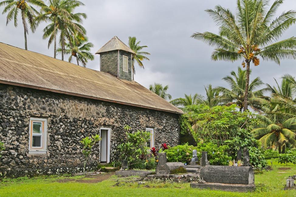 Lanakila Ihiihi O Iehowa Ona Kava Church, Road to Hana, Maui