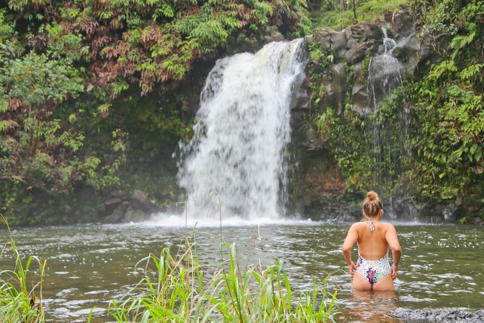 Pua'a Ka'a State Wayside Park, Road to Hana, Maui