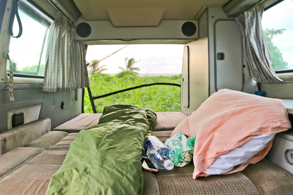 Aloha Outdoors Camper Rental Review