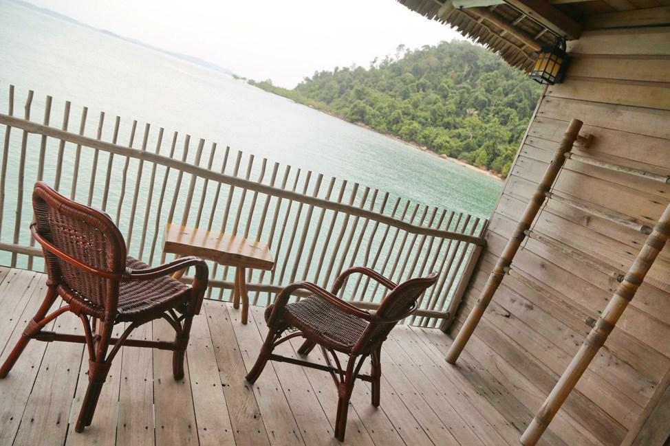 Telunas Beach Resort Chalet with Balcony