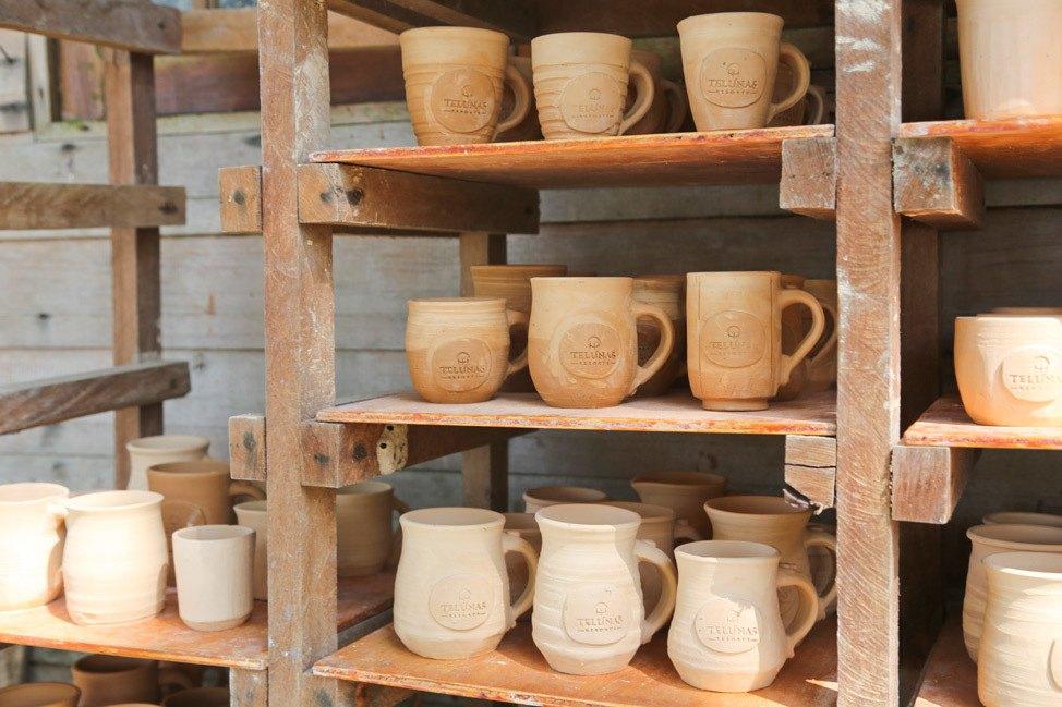 Telunas Beach Ceramics Studio