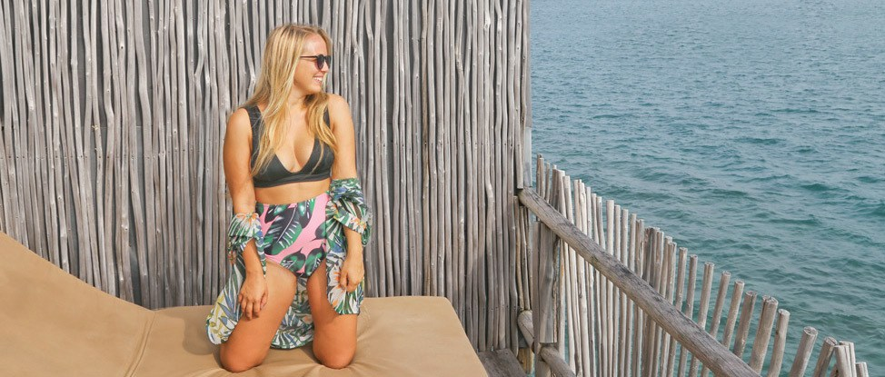 Barefoot Luxury in an Overwater Bungalow: Our Weekend at Telunas Private Island thumbnail