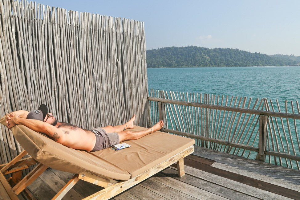 Telunas Private Island For Couples