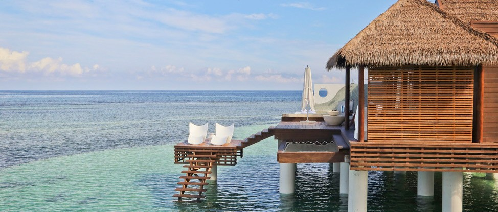 Once-in-a-Lifetime Luxury at the Caribbean's First Over-The-Water Villas thumbnail