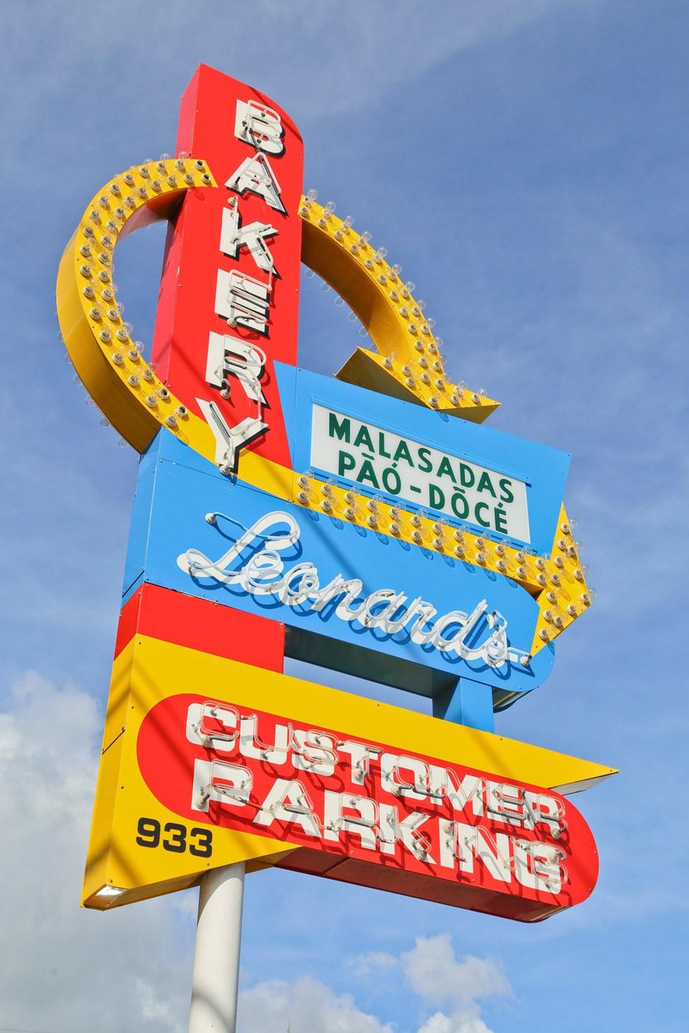 Leonard's Bakery, Oahu