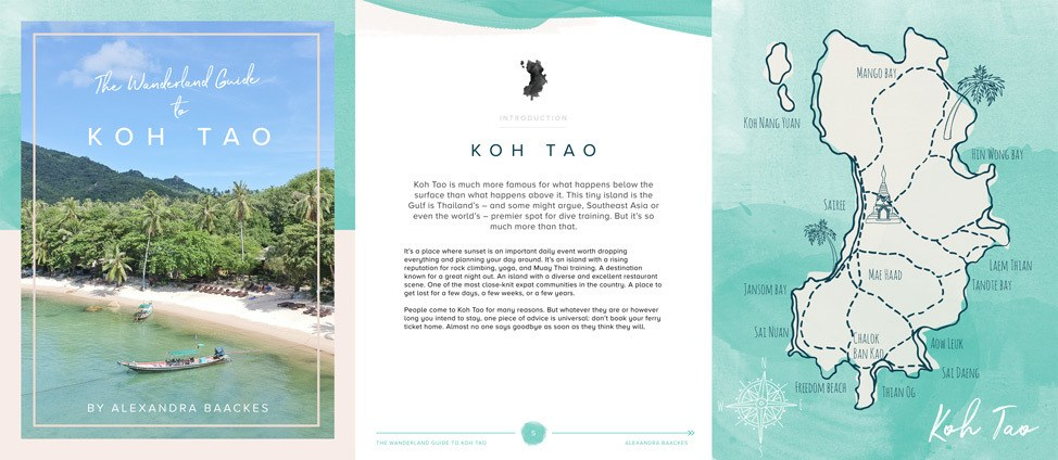 The Wanderland Guide to Koh Tao