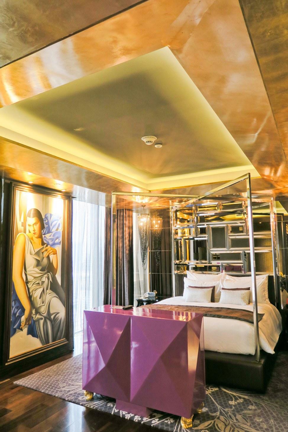 Suite at Hotel Indigo Bangkok