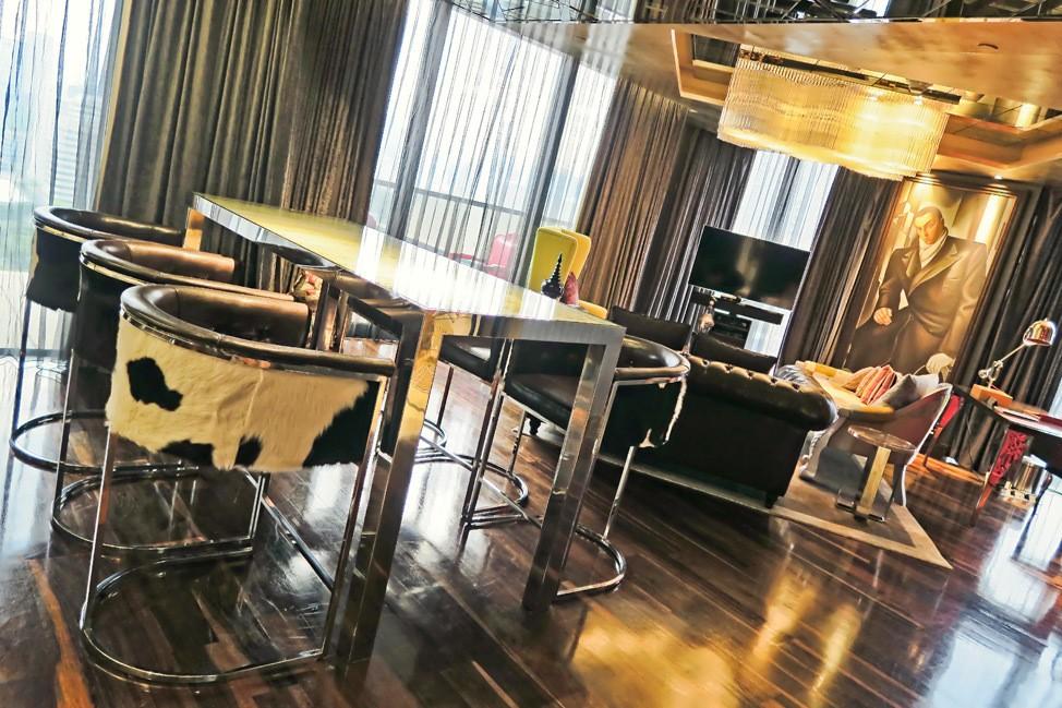 Suite at Hotel Indigo Bangkok Review