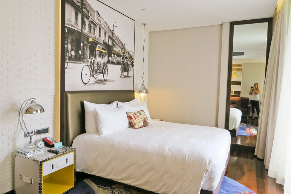 Hotel Indigo Bangkok Review