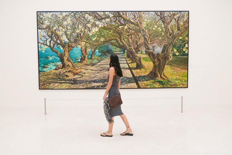 Museum of Contemporary Art • MOCA BANGKOK