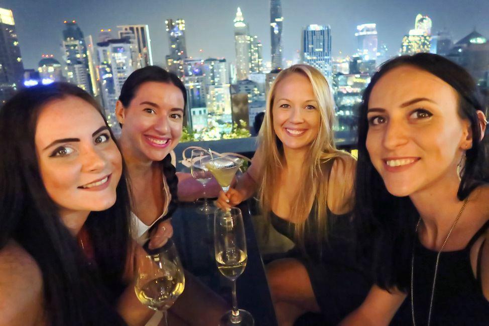 Bangkok Girl's Weekend
